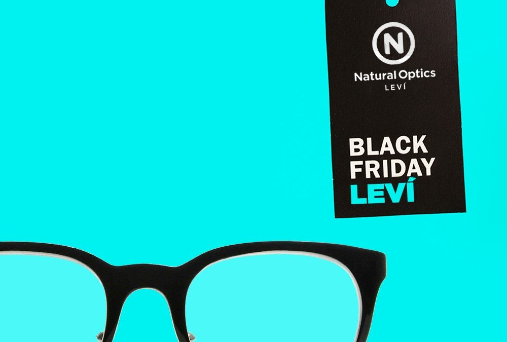 Black Friday Óptica Leví